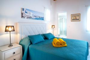 Adikri Villas & Studios, Aparthotels  Tourlos - big - 11