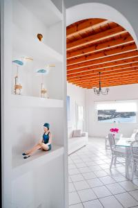 Adikri Villas & Studios, Aparthotels  Tourlos - big - 12