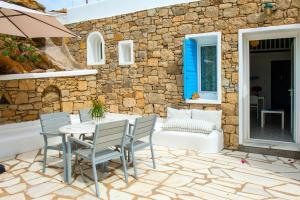 Adikri Villas & Studios, Aparthotels  Tourlos - big - 5