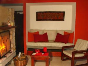 Del Lucero, Apartmány  Mar de las Pampas - big - 13