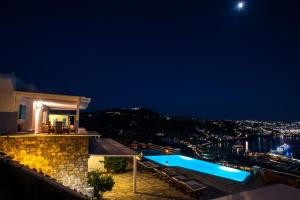 Aeri Villas and Studios, Residence  Tourlos - big - 25