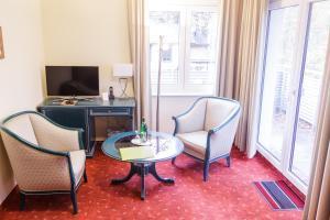 Kurhaus Devin, Hotels  Stralsund - big - 34