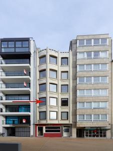 Residentie Kursaal, Appartamenti  Ostenda - big - 24