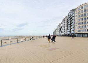Residentie Kursaal, Appartamenti  Ostenda - big - 22