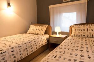 Apartment Stancija Rosello, Appartamenti  Novigrad Istria - big - 8