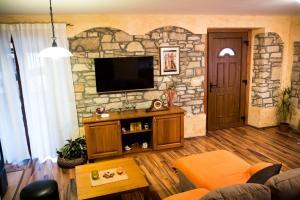 Apartment Stancija Rosello, Appartamenti  Novigrad Istria - big - 18