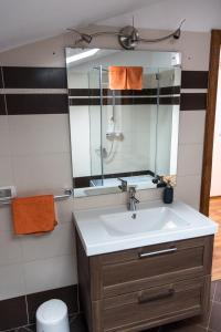 Apartment Stancija Rosello, Appartamenti  Novigrad Istria - big - 21