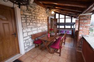 Apartment Stancija Rosello, Appartamenti  Novigrad Istria - big - 32