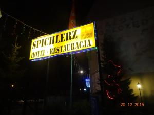 Hotel-Restauracja Spichlerz, Hotely  Stargard - big - 21