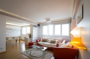 Grand appartement familial Clichy