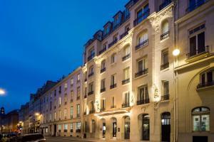 Hotel L'Echiquier Opéra Paris (10 of 87)