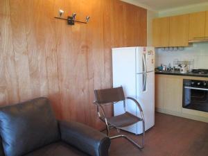 Apartamento Lesonia 208, Apartmány  Viña del Mar - big - 2