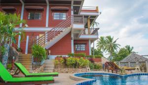 Laem Sila Resort, Курортные отели  Ламаи-Бич - big - 75