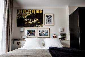 "Superior Double Room ""Pigalle 17"""