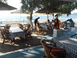 Kastri Boutique Beach, Apartmány  Faliraki - big - 72