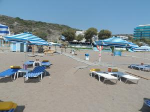 Kastri Boutique Beach, Apartmány  Faliraki - big - 84