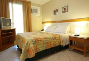 Praia do Pontal Apart Hotel, Апарт-отели  Рио-де-Жанейро - big - 20