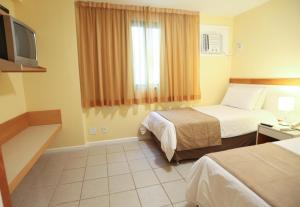 Praia do Pontal Apart Hotel, Апарт-отели  Рио-де-Жанейро - big - 28
