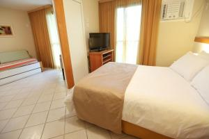 Praia do Pontal Apart Hotel, Апарт-отели  Рио-де-Жанейро - big - 32