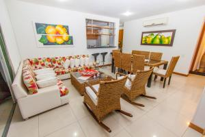 Travelers Orange Cartagena, Apartmánové hotely  Cartagena de Indias - big - 18
