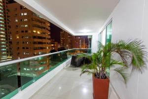 Travelers Orange Cartagena, Apartmánové hotely  Cartagena de Indias - big - 9