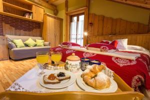 Hotel La Baita, Отели  Malborghetto Valbruna - big - 7