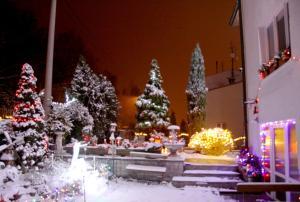 Villa Anastazis - Penzion Eden, Guest houses  Karlovy Vary - big - 97