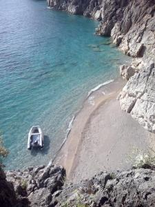 Ionian View, Apartments  Himare - big - 23