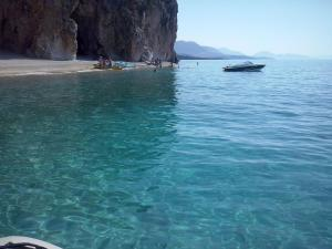 Ionian View, Apartments  Himare - big - 24