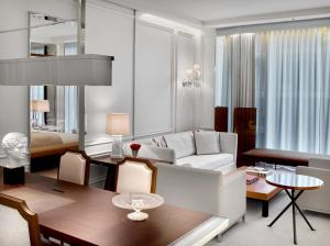 Baccarat Hotel Review New York Travel