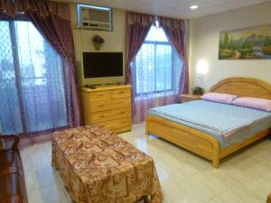 Sun Moon Star Hostel, Проживание в семье  Budai - big - 7