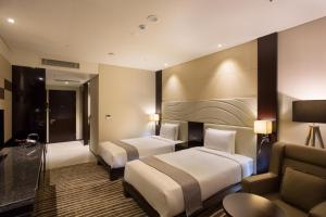 I Square Hotel, Hotels  Gimhae - big - 7
