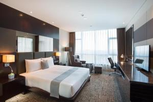 I Square Hotel, Hotels  Gimhae - big - 6