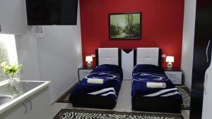 Central Apartments Shoshi, Ferienwohnungen  Tirana - big - 5