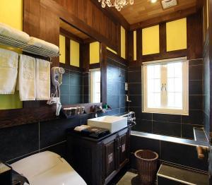 Tudor Dynasty Homestay, Проживание в семье  Yanliau - big - 14