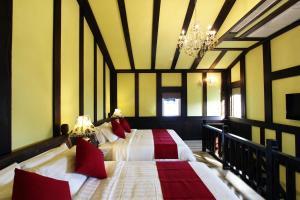 Tudor Dynasty Homestay, Проживание в семье  Yanliau - big - 3
