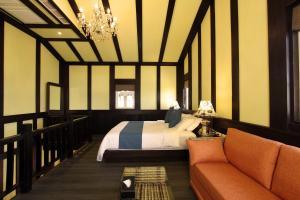Tudor Dynasty Homestay, Проживание в семье  Yanliau - big - 2
