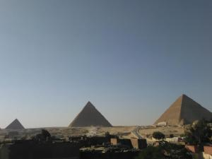 Horus Guest House Pyramids View, Pensionen  Kairo - big - 2