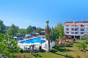 Irem Garden Apartments, Apartmanhotelek  Side - big - 68