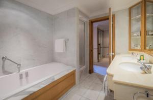 Apartmá Hilton s manželskou postelí velikosti King