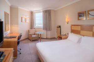 Dvoulůžkový pokoj Hilton s manželskou postelí