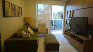 Apartamento Das Corticeiras 103, Apartmány  Florianópolis - big - 2