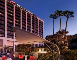 Beverly Hills Marriott, Отели  Лос-Анджелес - big - 52