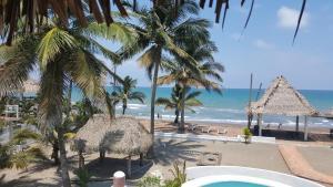Hotel El Doral, Отели  Монте-Гордо - big - 20