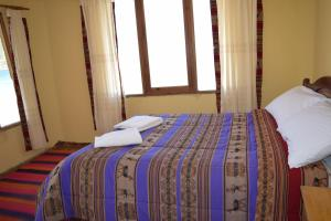 Willka Kuti Hostal - Lado Norte Isla del Sol, Гостевые дома  Комунидад-Чальяпампа - big - 20
