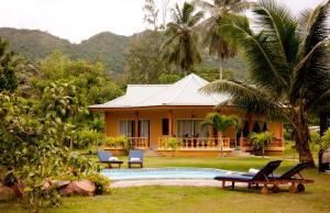 Villas des Alizes, Prázdninové domy  Grand'Anse Praslin - big - 11