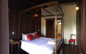 Resort La Villa Loti, Hotel  Siem Reap - big - 4