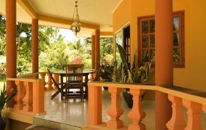 Villas des Alizes, Prázdninové domy  Grand'Anse Praslin - big - 16
