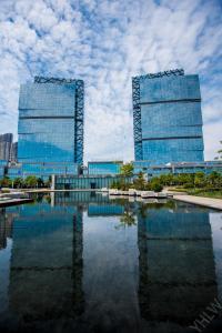 Qingdao Yuehai Lanwan Seaview Resort Apartment