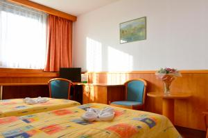 Hotel Olympik, Отели  Прага - big - 12